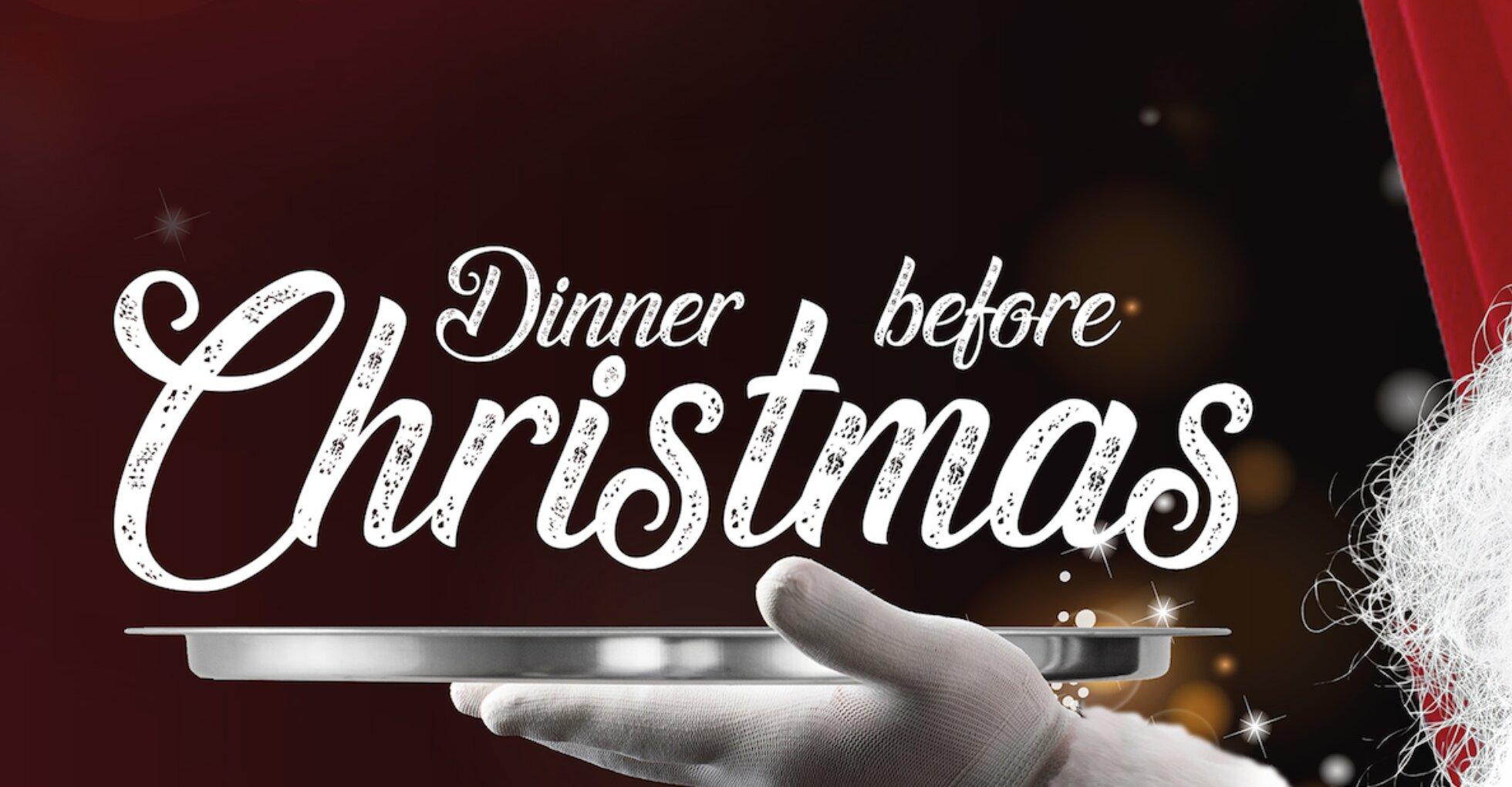 Dinnerbefore Christmasbreit