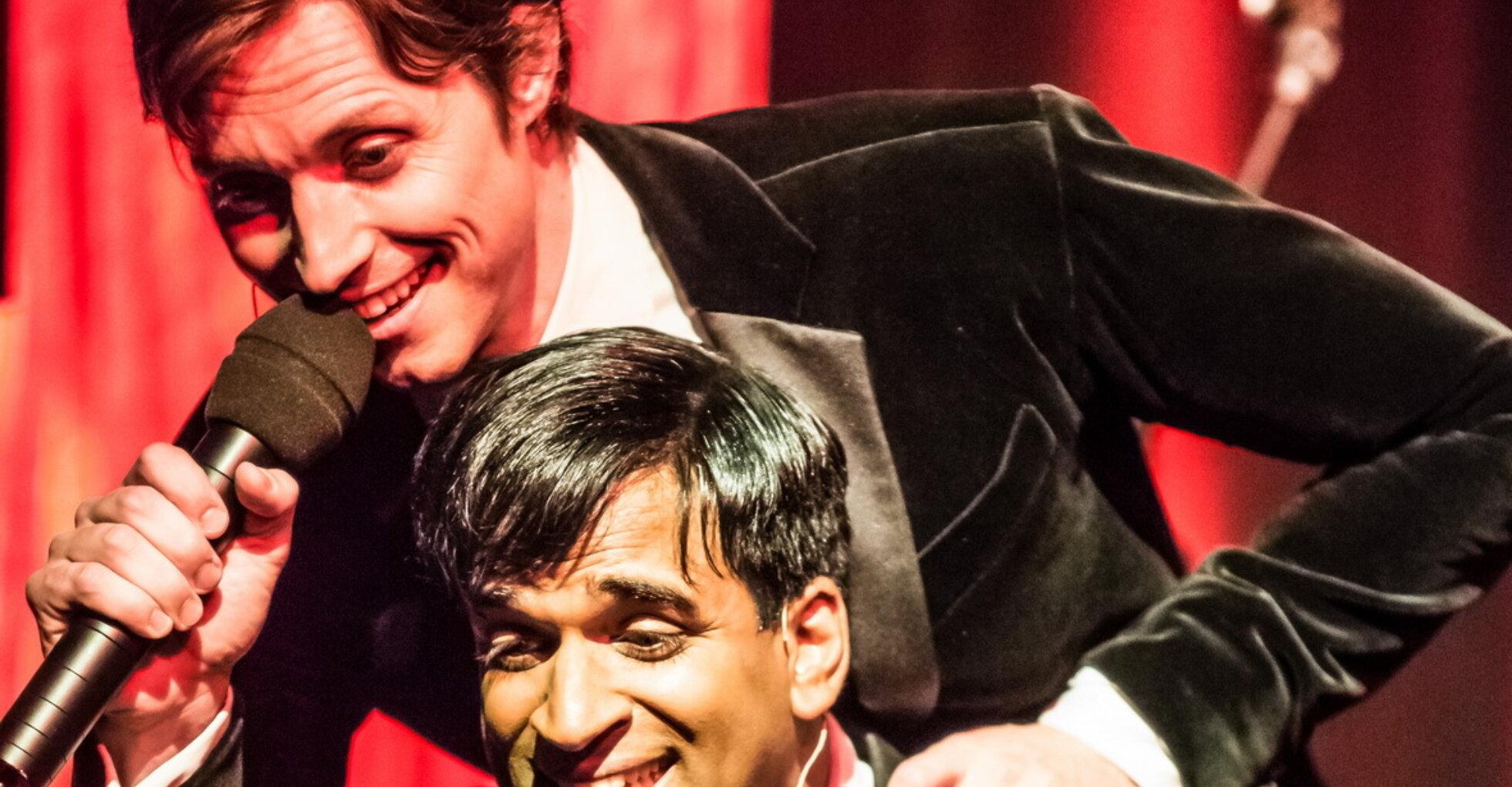 Das Vindobona The Gentlemen of Swing Pressefoto 02