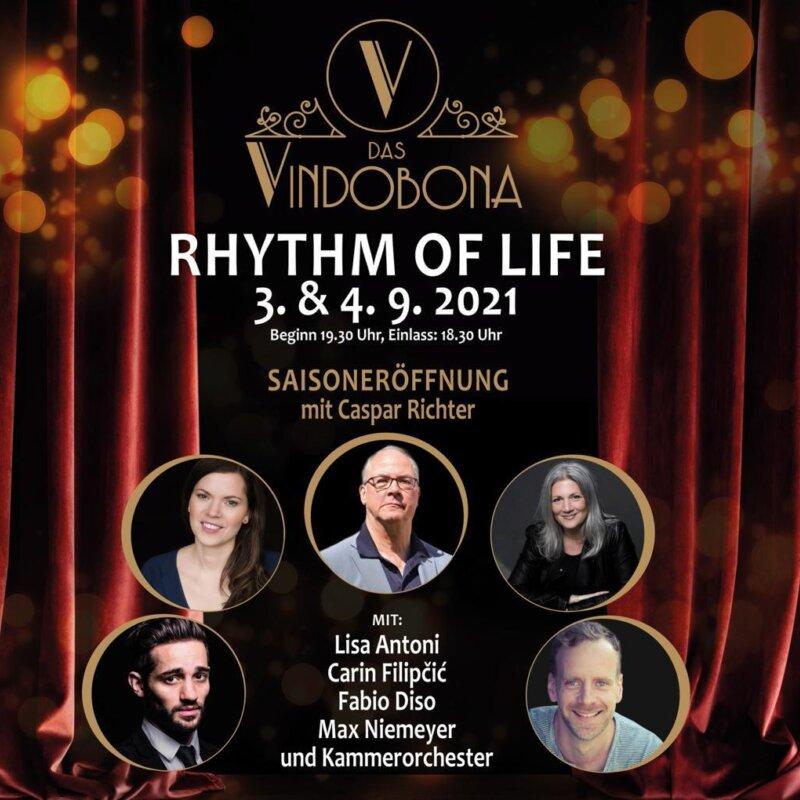 Rhythm of Life Webseite