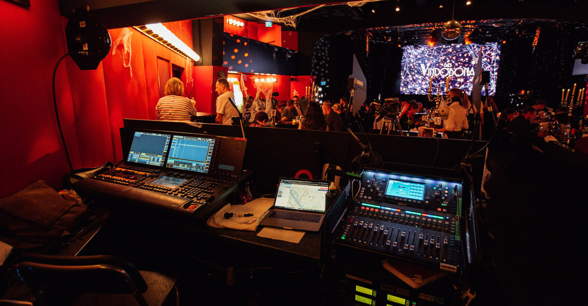 Theater FoH
